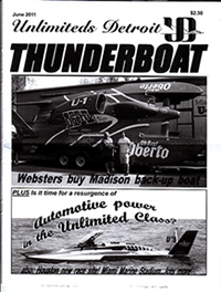 Thunderboat Magazine